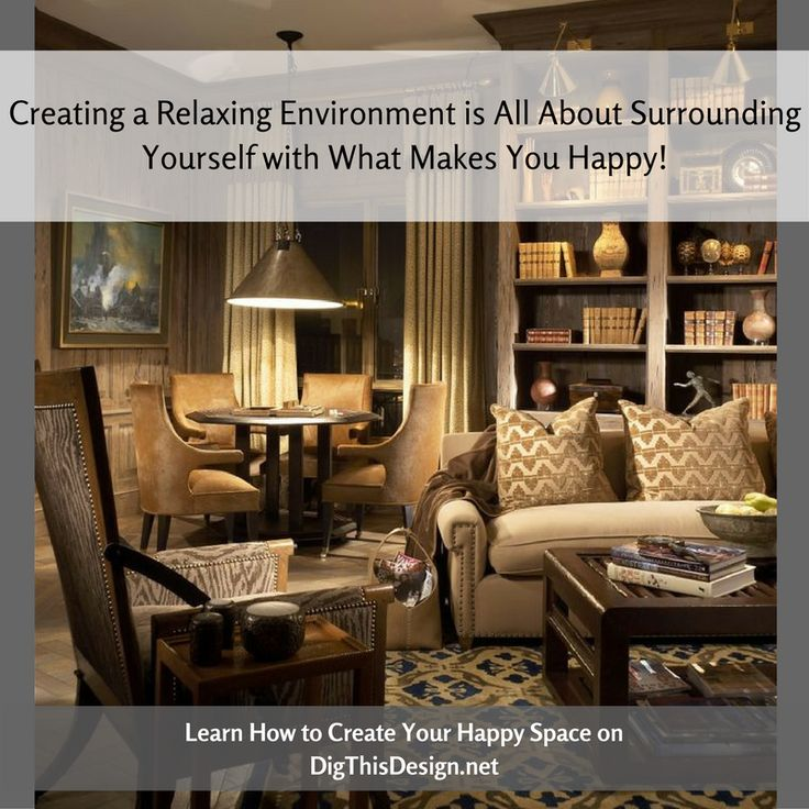 Learn How To Design Your Ultimate Happy Place Today On My Blog.