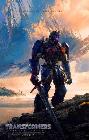Membedah Film Transformers: The last Knight