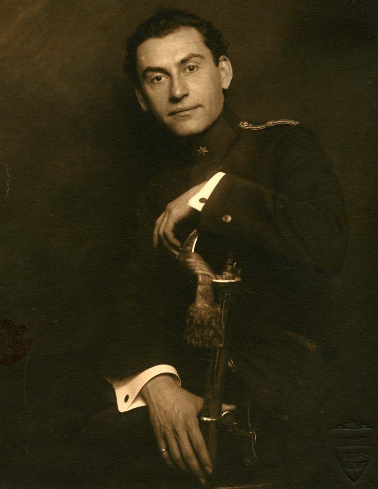 ORBÁN Dezső, cca 1914