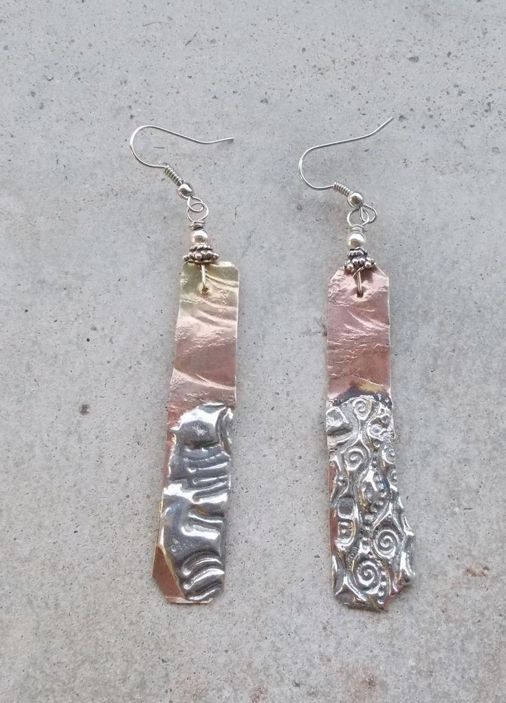 Pin by Elaine's Designs on metal Drop earrings, Jewelry
