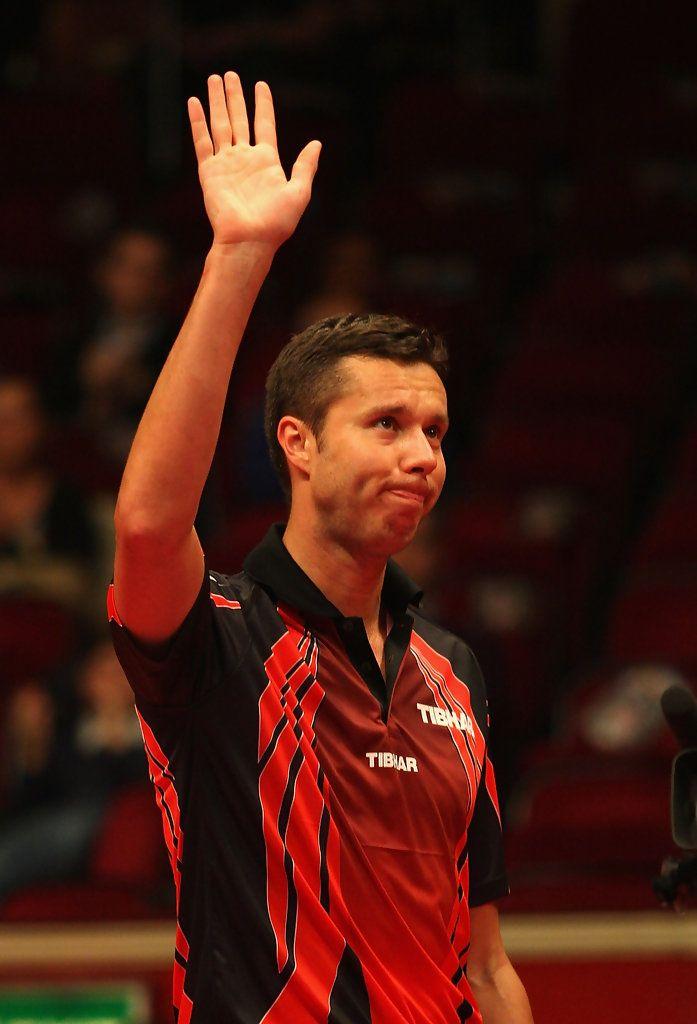 Samsonov, table tennis gentleman #vladimirsamsonov #tabletennis #tenismesa #vsport