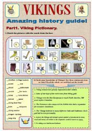 Viking facts - amazing history guide