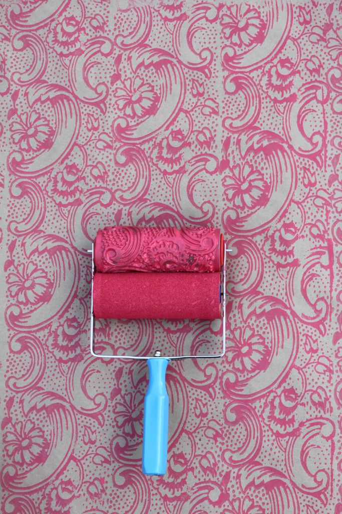 Interior Paint Design Tool 10 Best Patterned Wall Paper Rollers Images On Pinterest