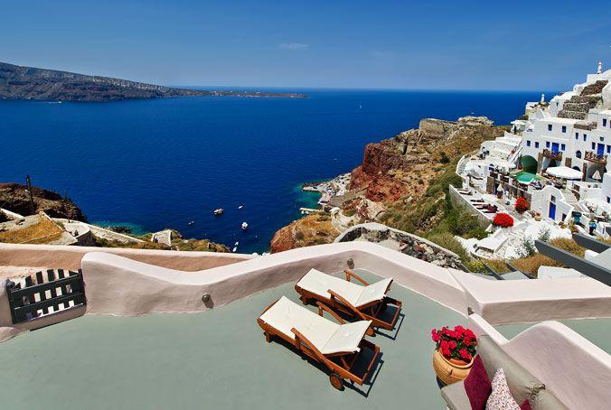 Theodora Suites, Santorini