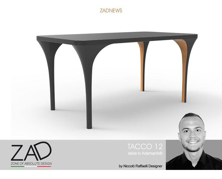 TACCO 12 del 31-01-2017, Designer Niccolò Raffaelli