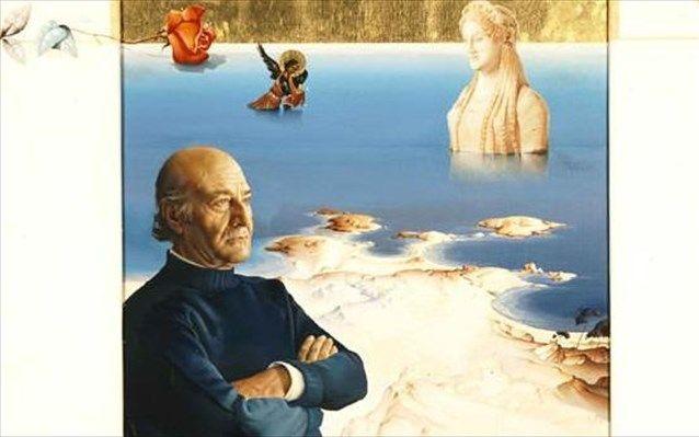 Πέθανε ο ζωγράφος Γιώργος Δέρπαπας | GreekArtNewsΖωγράφος της αίσθησης, κι όπως έγραψε για το έργο του ο Οδυσσέας Ελύτης: «πρόκειται για μια διαχρονική αίσθηση της ζωής».