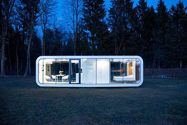 A House just for me alone | Modern modular housing from Coodo