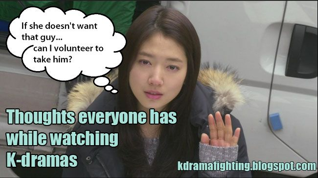 9 More thoughts everyone's had while watching a K-drama