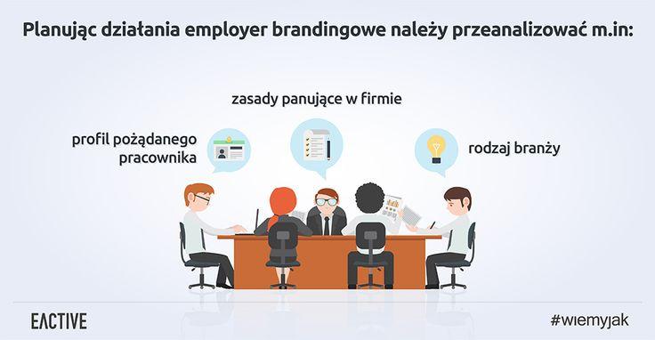 Employer branding - na co warto zwrócić uwagę przy tworzeniu strategii?