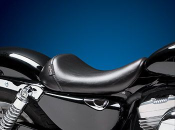Harley Sportster Seat Detail for '04-'06 Models by LePera