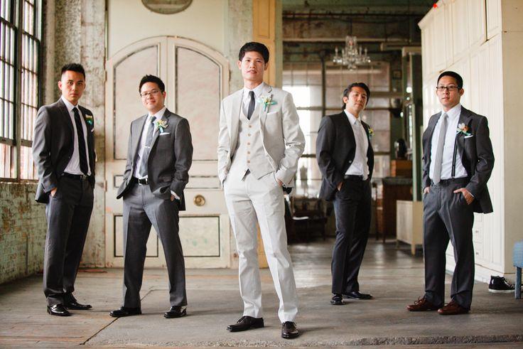 nice groomsmen photo