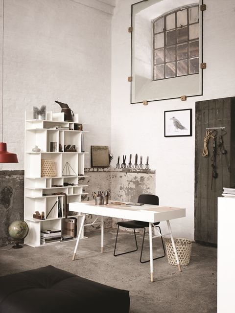 Cupertino Desk, Best Solution For You Home Office, From BoConcept