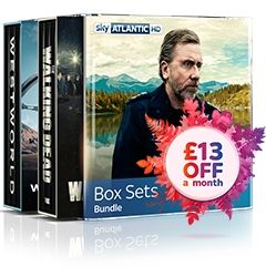 Sky TV deals: Save £13 a month on this massive Sky TV box sets package deal
