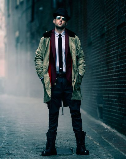 NYFW is coming up. And it's looking pretty good.Bastian Strike, Nyfw Inspiration, Men Style, Fall 2012, Perfect Outfit, Michael Bastian, Bastian Nyfw, Menswear Trends, Bastian Fall
