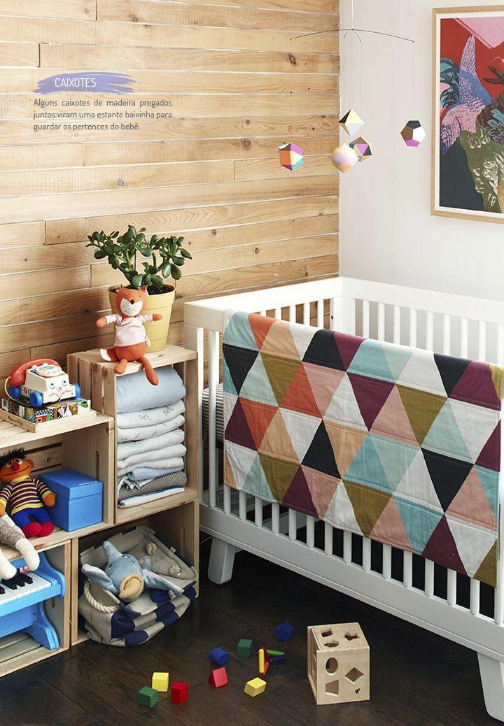 A renovação no quarto do seu filho parece inevitável? Aposte em alguns detalhes…