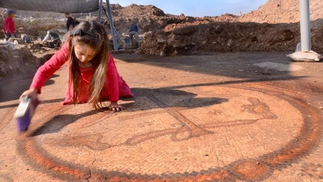 Misti Cappadokia e-cultural magazine: Βυζαντινή εκκλησία με εντυπωσιακά ψηφιδωτά ανακαλύ...