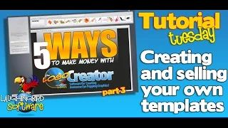 5 ways to make money with The Logo Creator - Part 3