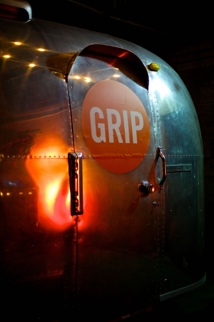 Grip Limited decked out the airstream @airship37