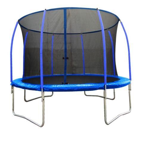 12ft Trampoline with Springless Enclosure | Kmart