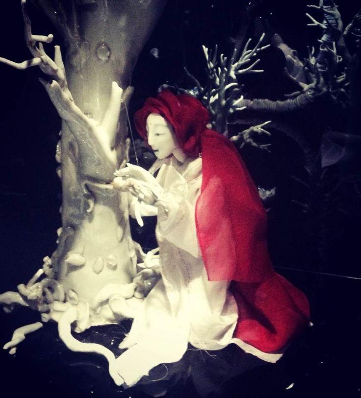 耿雪 mr sea, Gengxue, porcelain animation