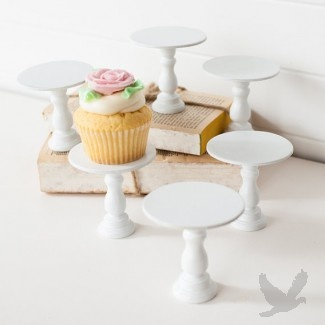 [Mini Wood Cupcake Stands] : Wholesale Wedding Supplies, Discount Wedding  Favors, Party Favors, And Bulk Event Supplies