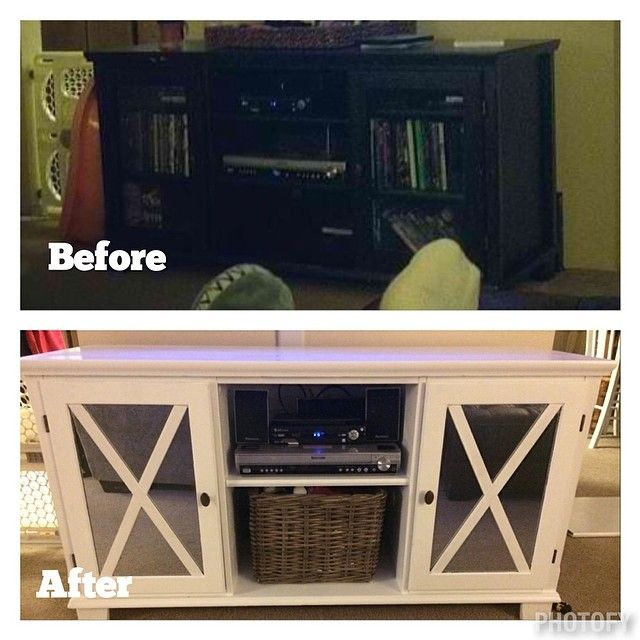 Diy Mirror Tv Cabinet: 1000+ Images About DIY Projects