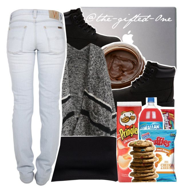 """""""."""" by the-gifted-0ne ❤ liked on Polyvore featuring Samsung, Timberland and Nudie Jeans Co."""