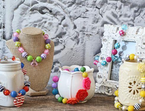 Bubblegum Necklace Bundle: Necklaces just $4.50 this week only!