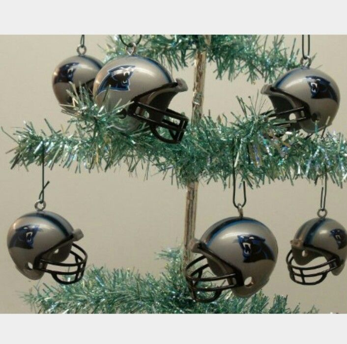 106 best Carolina Panthers Xmas decorating images on Pinterest ...