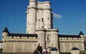 Visite du Château de Vincennes pour les enfants (groupes scolaires ou familles) avec Paris d'enfants - Sortie au château de Vincennes avec enfants