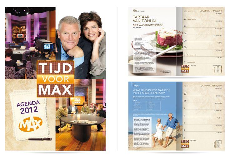 Tijd voor Max-agenda 2012