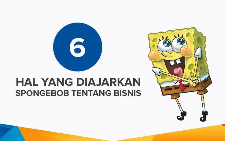 """""""Dari tayangan anak anak spongebob squarepants, kita bisa belaja marketing cek Artikelnya klik http://t.co/kxoEv9oynW"""""""