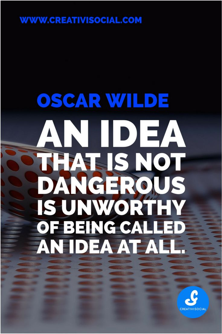 Become an idea machine. Some will be aweful; some will be crazy; and some will be pure gold.