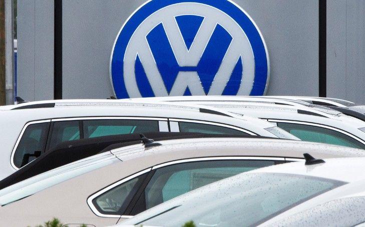Volkswagen, numéro un mondial du secteur et maison mère d'Audi et Porsche, pourrait se voir infliger une amende de 1,7 milliard d'euros / AFP/Archives