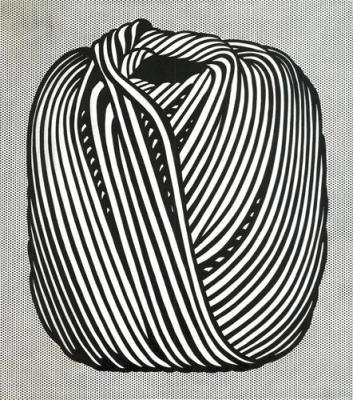 Roy Lichtenstein: Roylichtenstein, Ball, Pop Art, Twine, Art Prints, Art Com, Popart, Roy Lichtenstein, 1963 Art