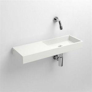 Lave-mains en marbre minéral 491€