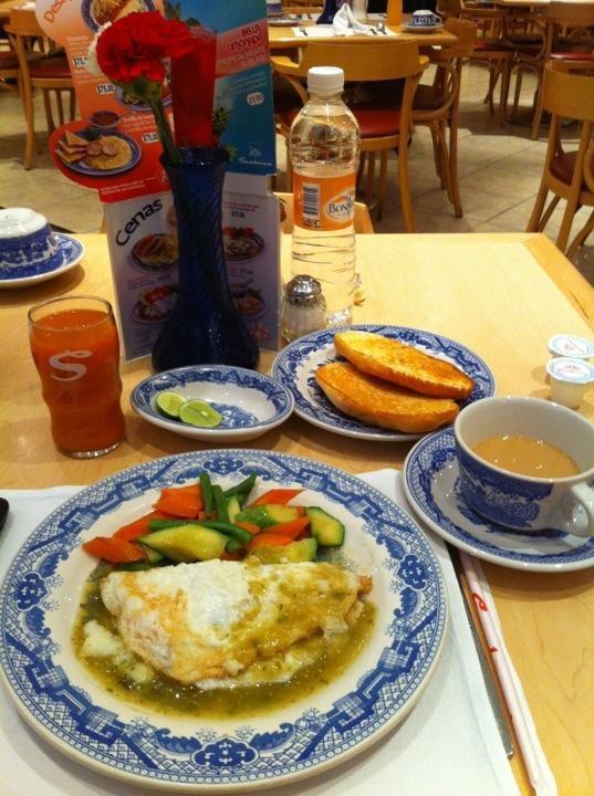 17 best images about comida y bebida on pinterest for Sanborns restaurant mexico