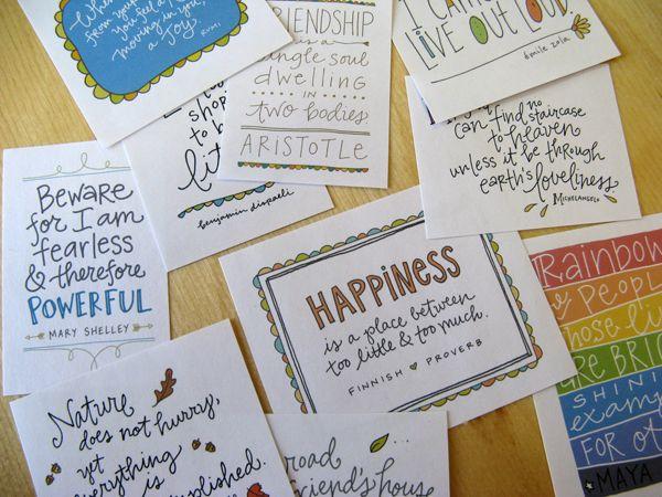 hand lettering blog