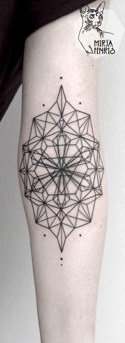 Mirja Fenris // Tattooist in Berlin