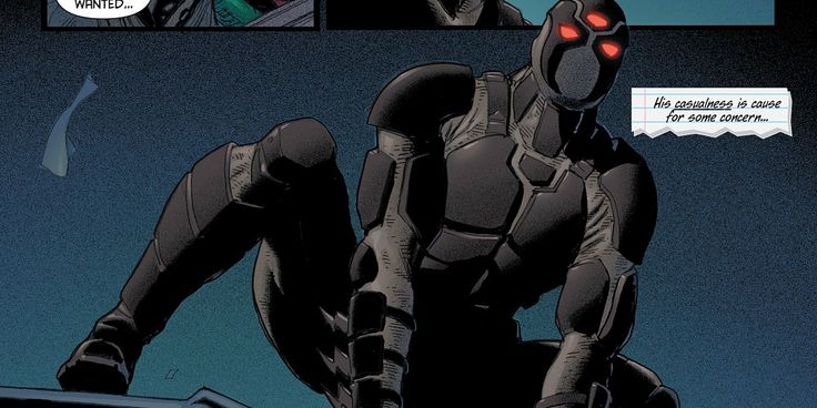 Batman Insider Suit 15 Most Powerful Batsuits Of All Time