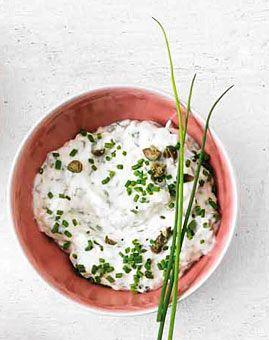 Parmesan-Dip - Rezepte