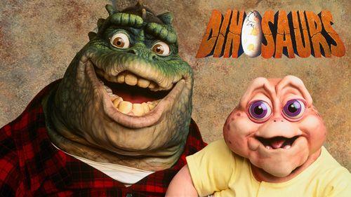 Dinosaurs TV Series | Dinosaurs | TV fanart | fanart.tv