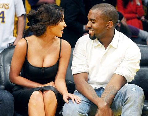 Kimye's happily ever after! See how Kim Kardashian and Kanye West's sweet romance blossomed since they started dating in April 2012.