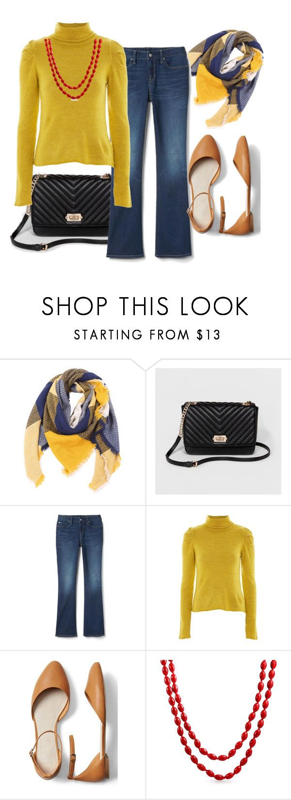 """""""Hijab Ideas"""" by pramesvvari ❤ liked on Polyvore featuring Topshop, Gap and Bling Jewelry"""