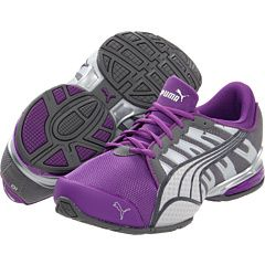 puma running shoes I want I want... so what I don't run!  They are cute!