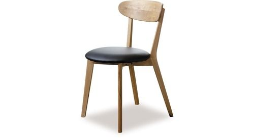 The Pero Dining Chair is a great option for those with a smaller home. Padded seat and back make for a comfortable sitting experience. The Pero dining chair is perfect for those with a budget but still desire quality furniture.