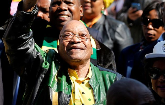 Zuma says ANC will end all forms of corruption