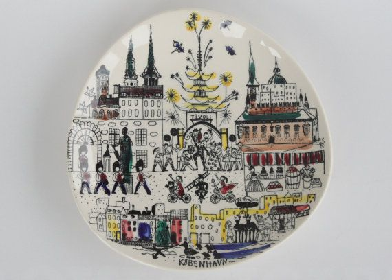 Lovely Stavangerflint Inger Waage design Norway wall by Coollect, €19.99