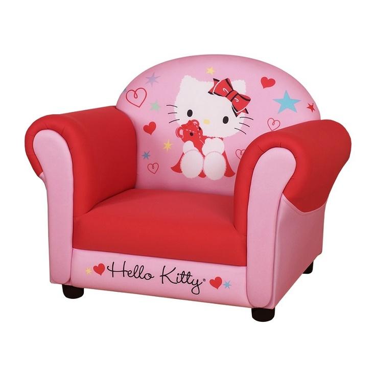 Hello Kitty 174 Armchair Morgan Hello Kitty Bedroom