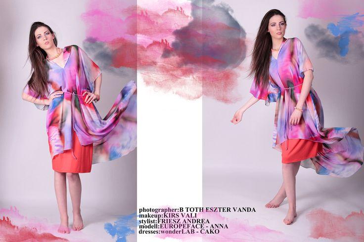 photographer:B TOTH ESZTER VANDA makeup:KIRS VALI stylist:FRIESZ ANDREA modell:EUROPEFACE - ANNA dresses:wonderLAB - CAKO
